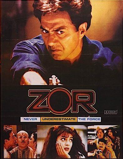 Zor 1998 Hindi Movie 300MB HDRip 480p ESubs Download